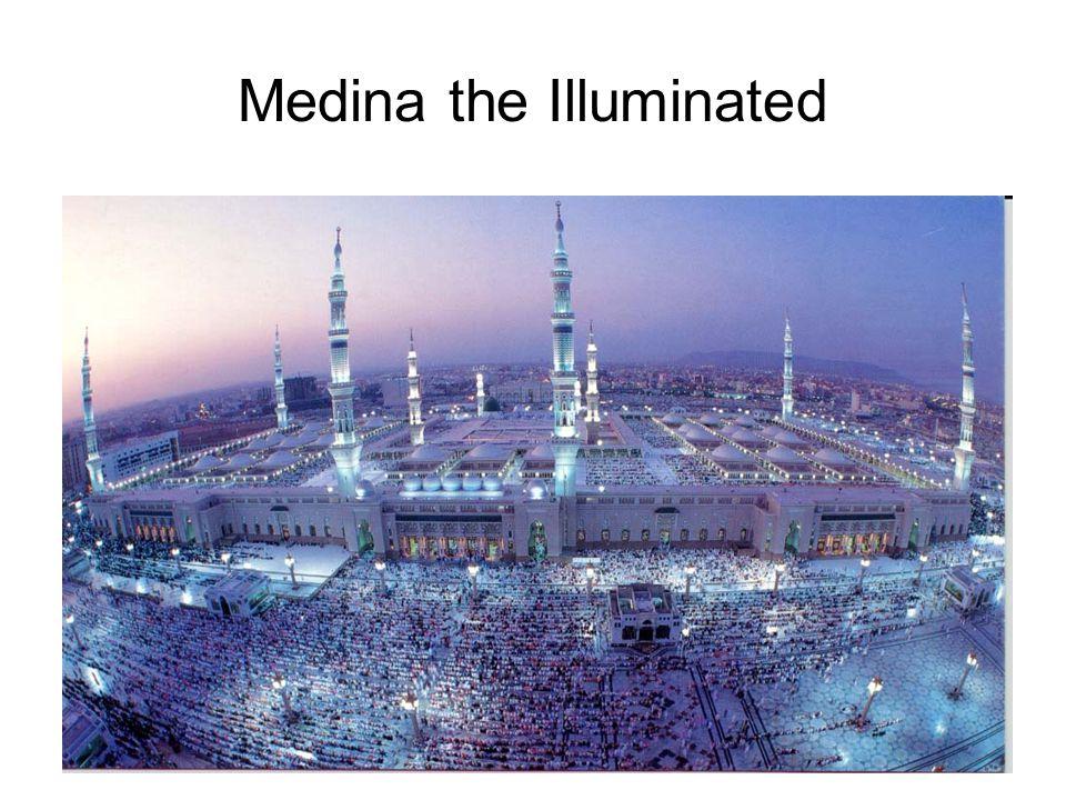 Medina the Illuminated