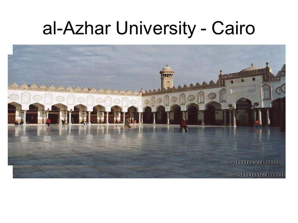 al-Azhar University - Cairo