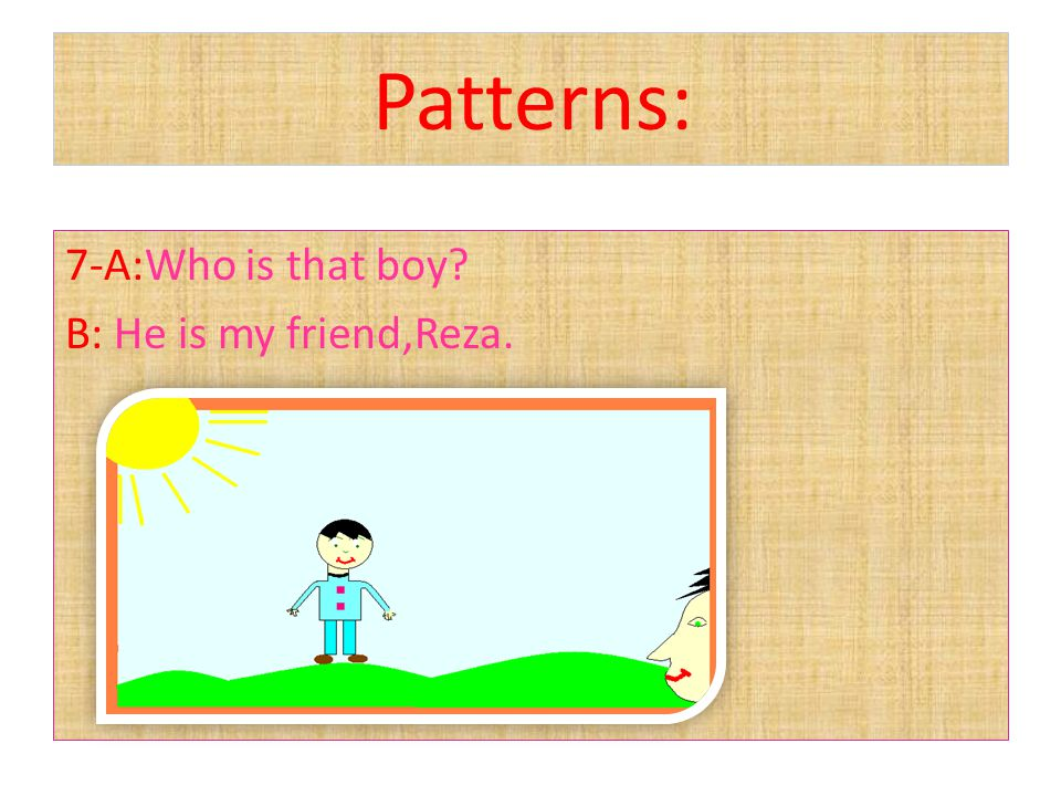 Pattern: 6-A:How many apples are there in the basket? B:there are six apples in the basket.