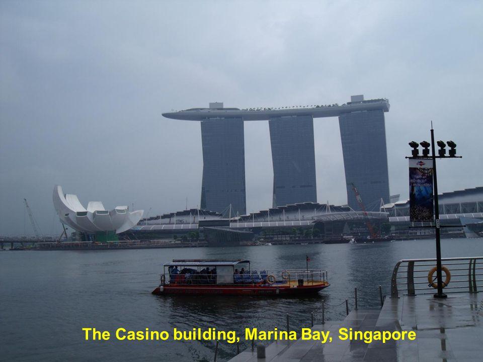 The symbol of Singapore