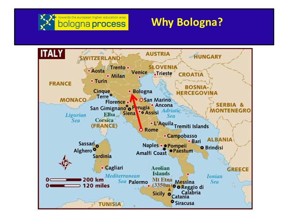Why Bologna