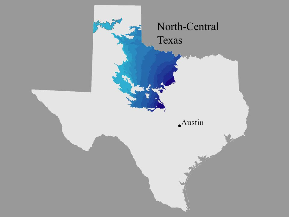 image 4 - North Central sub- province North-Central Texas Austin