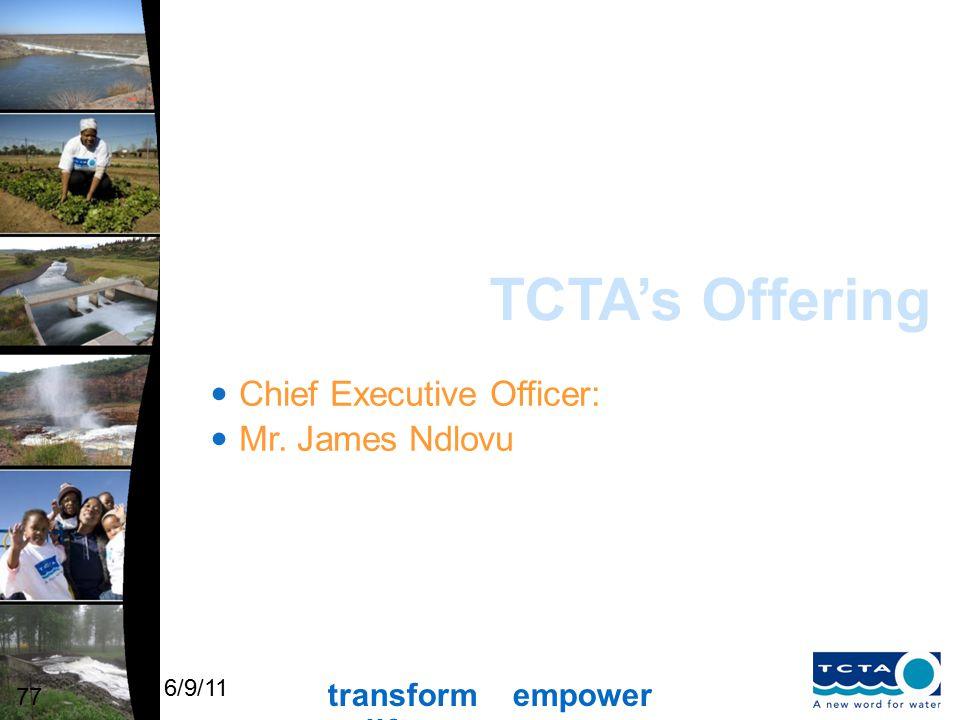 transform empower uplift 6/9/11 Budget Highlights 2011/12 Running Expenditure