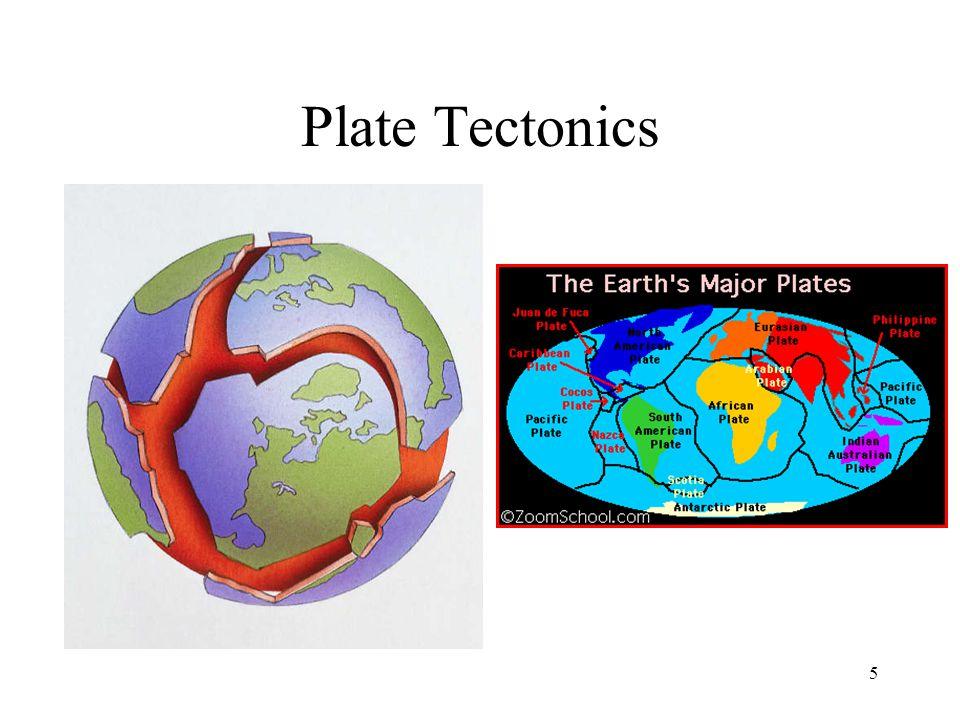 Plate Tectonics 5