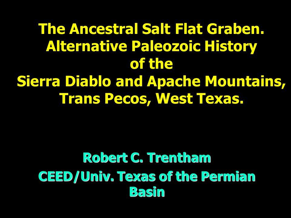 The Ancestral Salt Flat Graben.