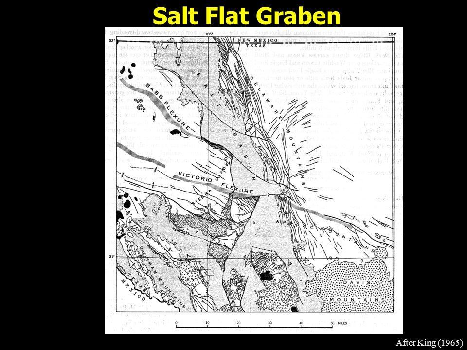 After King (1965) Salt Flat Graben