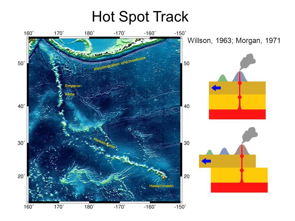 Hot Spot Track Willson, 1963; Morgan, 1971