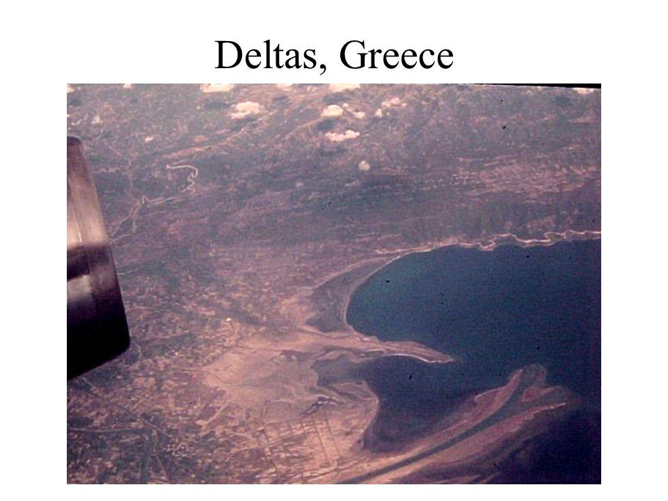 Deltas, Greece