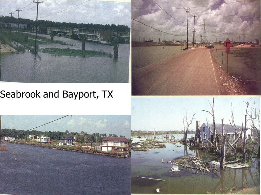 Seabrook and Bayport, TX