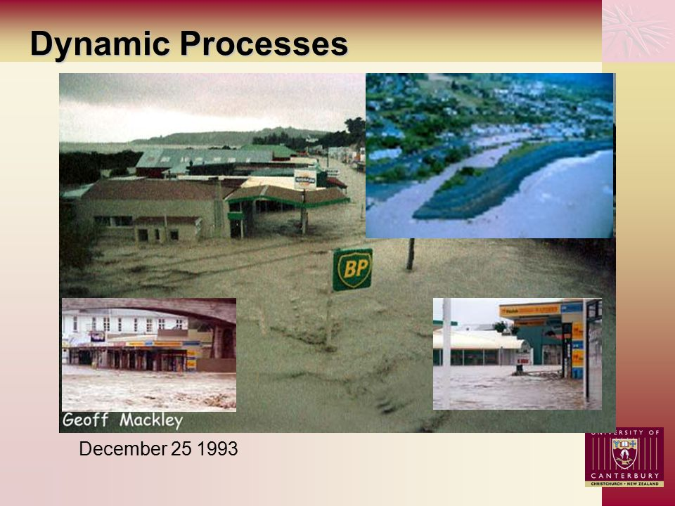 Dynamic Processes December 25 1993
