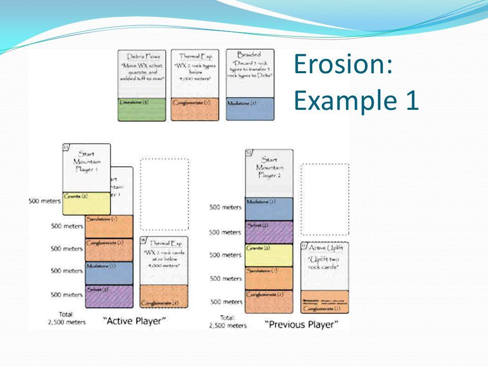 Erosion: Example 1