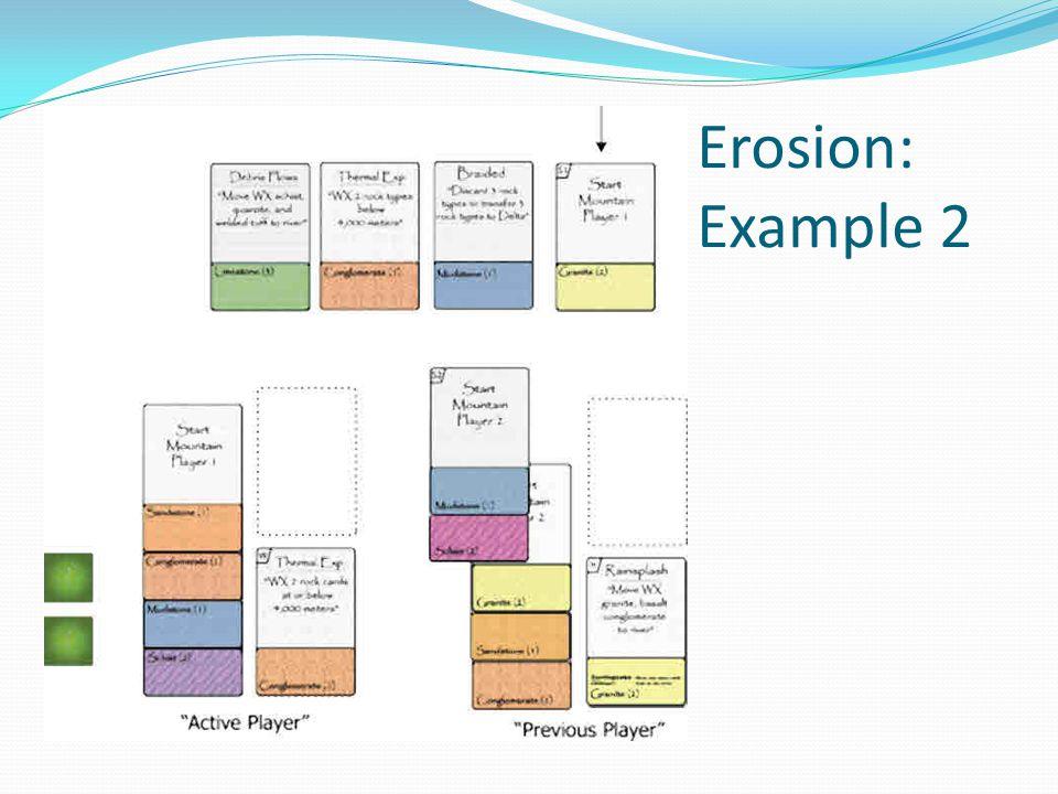 Erosion: Example 2