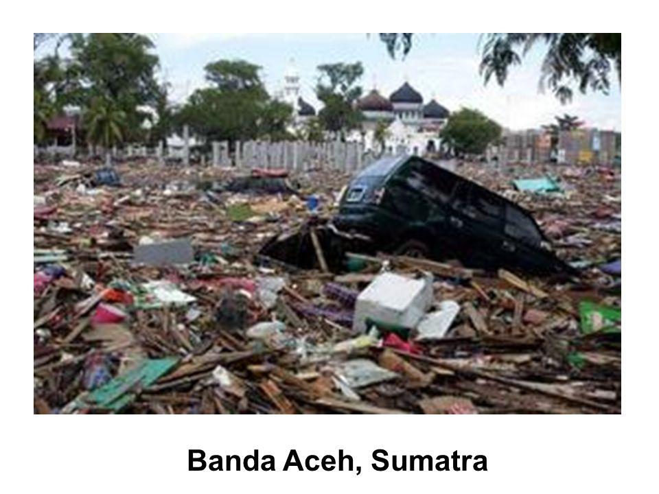 Banda Aceh, Sumatra
