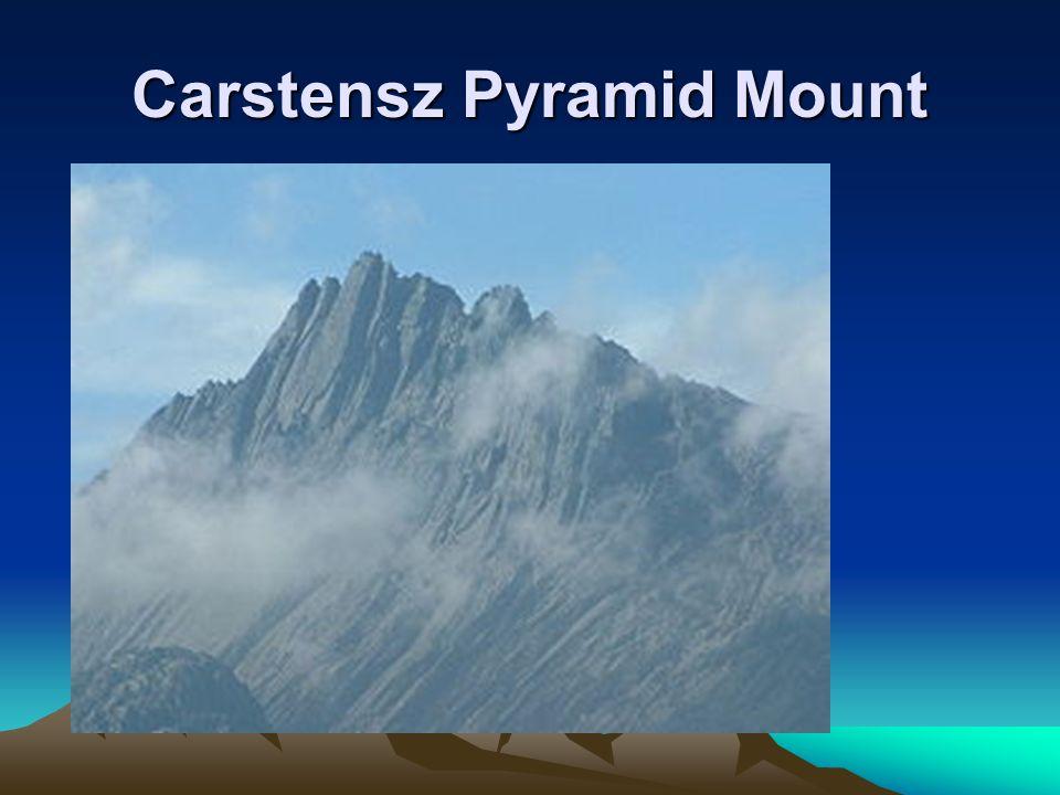Carstensz Pyramid Mount