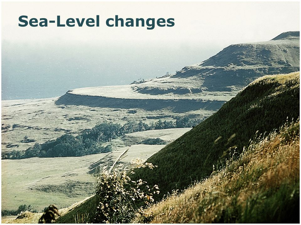 1 Sea-Level changes
