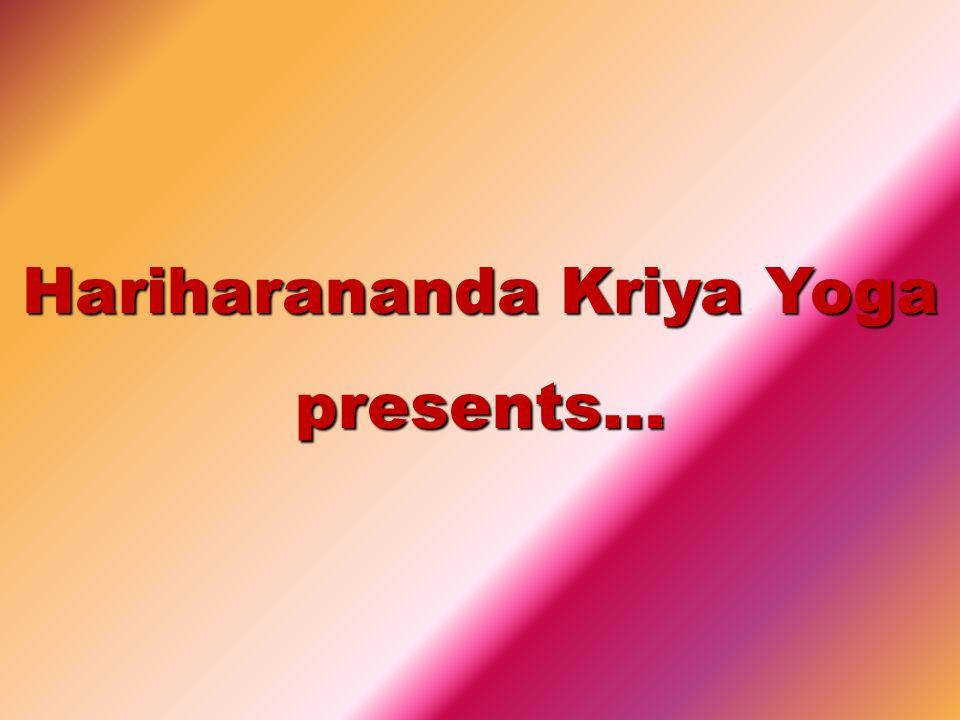 The Hariharananda Mission - India