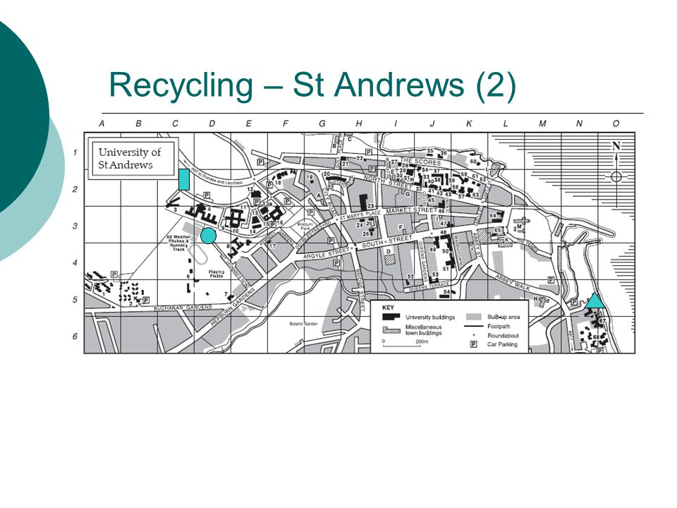 Recycling – St Andrews (2)