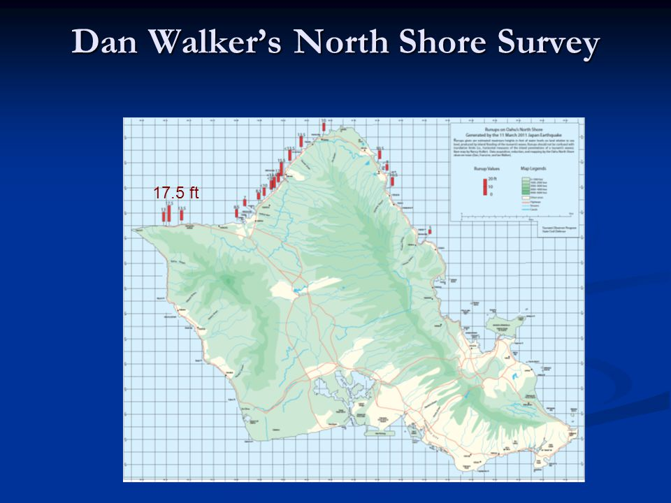 Dan Walker's North Shore Survey 17.5 ft