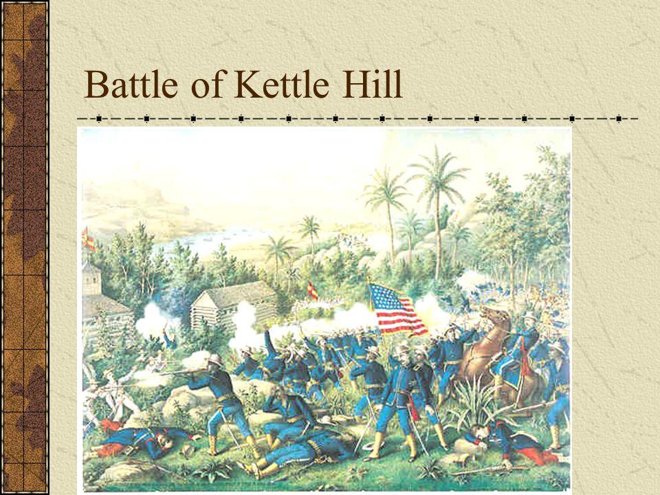 Battle of Kettle Hill