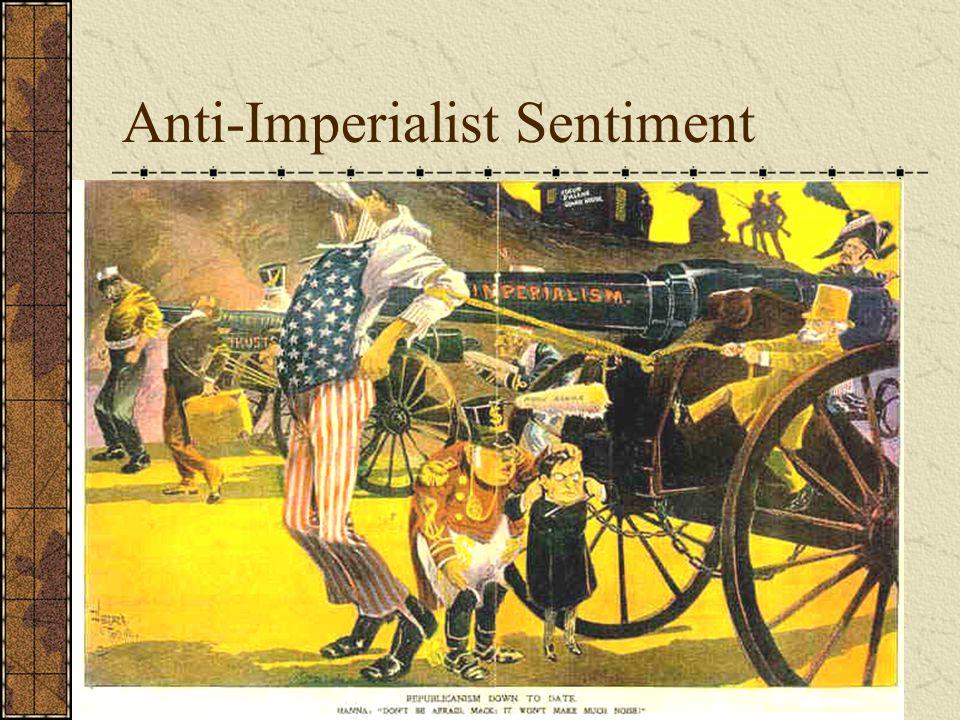 Anti-Imperialist Sentiment