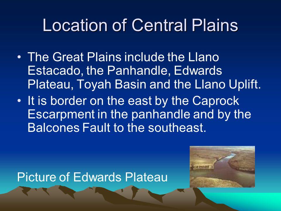 Central Plains