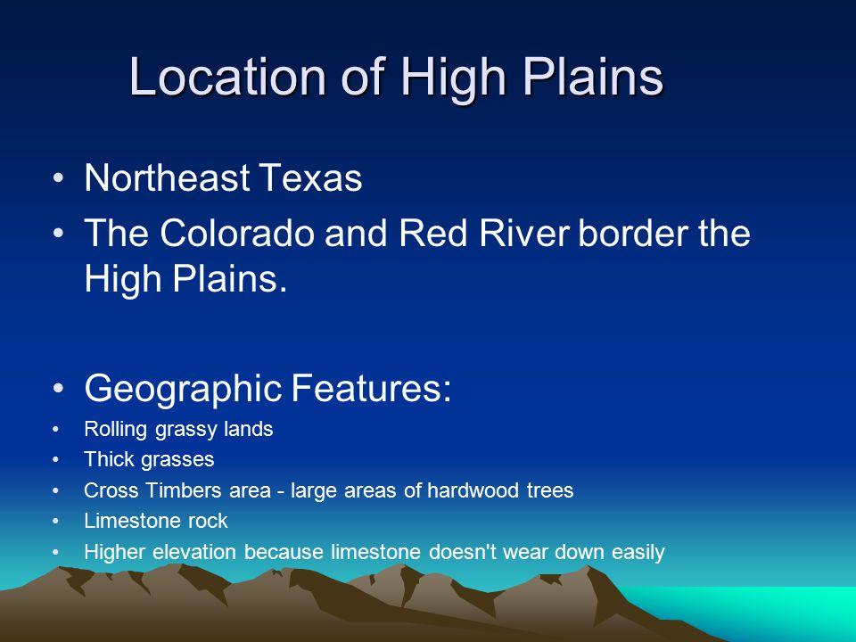 High Plains Cities Amarillo Lubbock Abilene San Angelo Wichita Falls