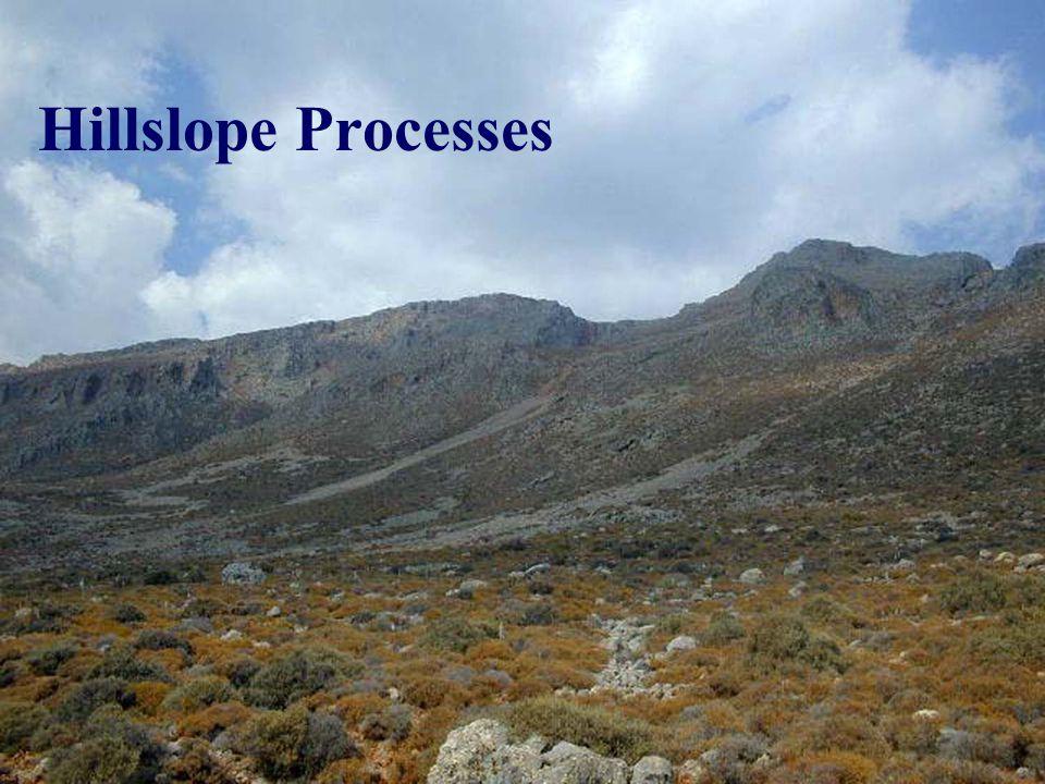 Hillslope Processes