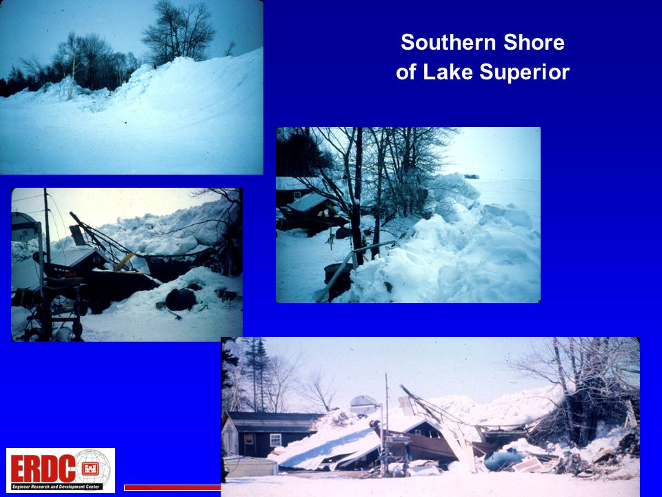 Southern Shore of Lake Superior