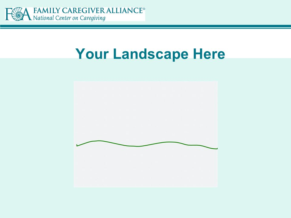 Your Landscape Here