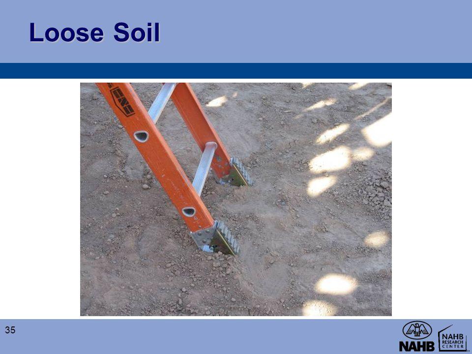 Loose Soil 35