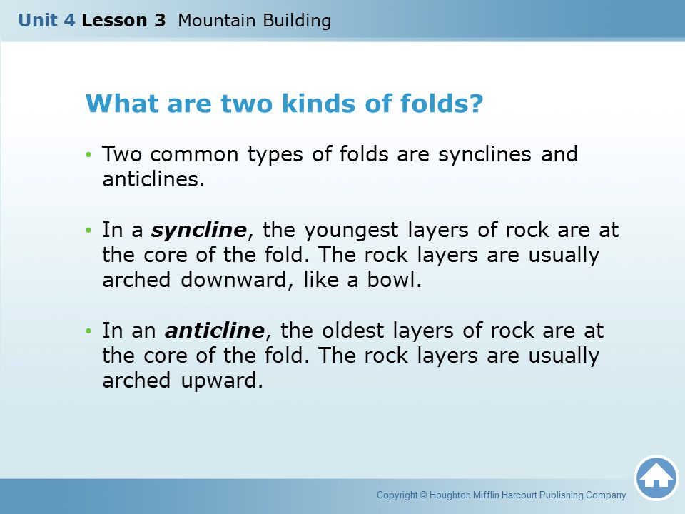 What are the three kinds of faults.Which kind of fault is shown in each image.