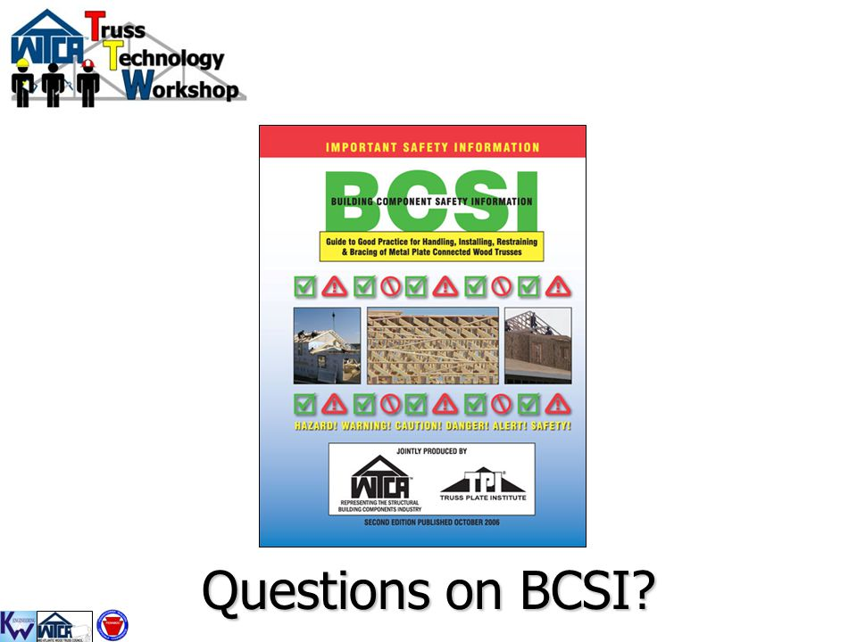 145 Questions on BCSI?