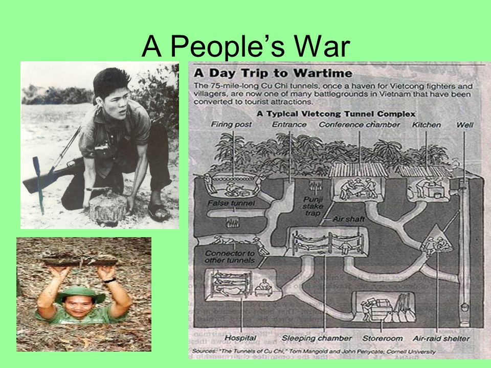 A People's War