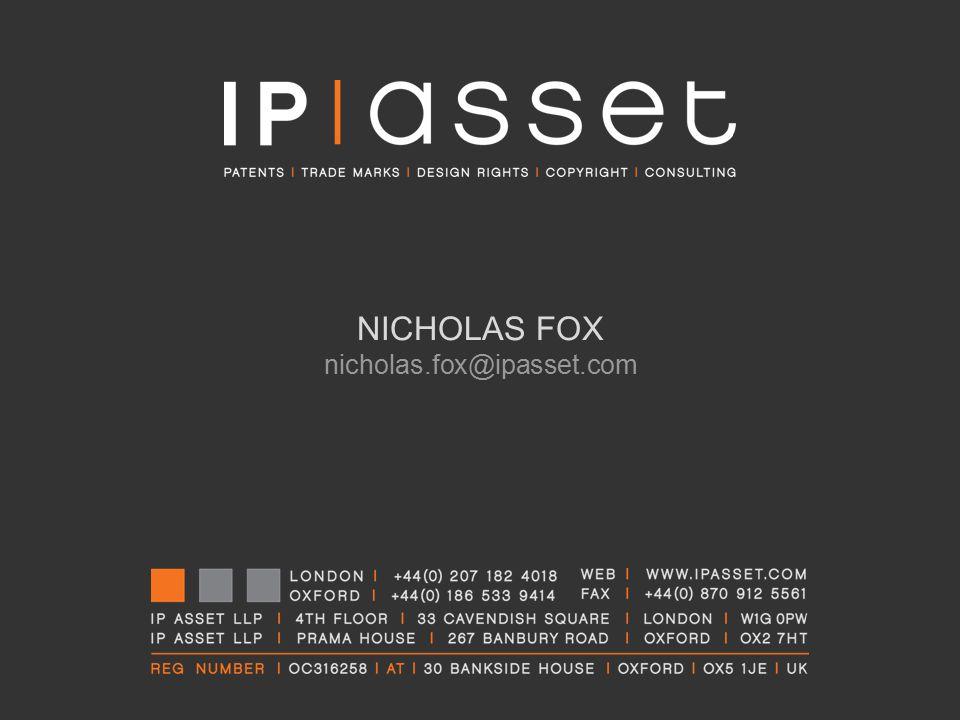 NICHOLAS FOX nicholas.fox@ipasset.com