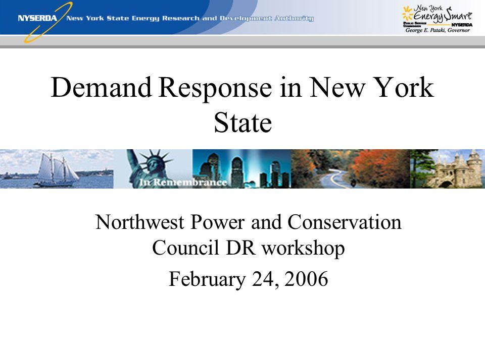New York and Neighbors * = Peak Load in Megawatts IMO 25,414 MW* Hydro Quebec 35,137 MW* ISO - New England 25,348 MW* New York ISO 30,983 MW* PJM / PJM West 63,762 MW*