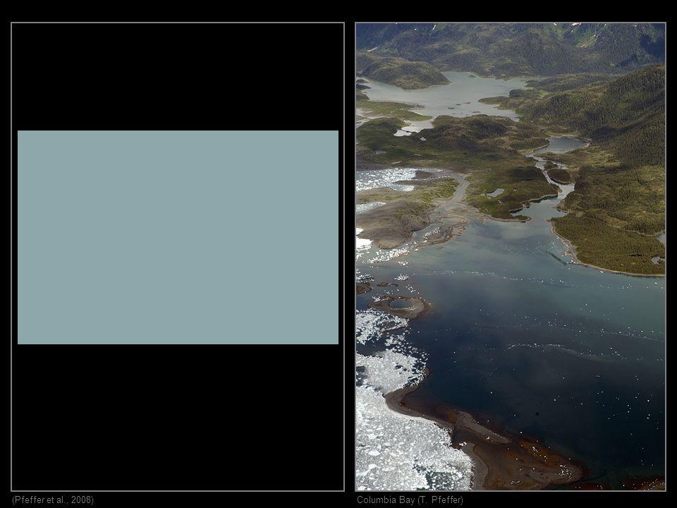 Northwestern Glacier - Kenai Fjords National Park McCarty Northwestern McCarty