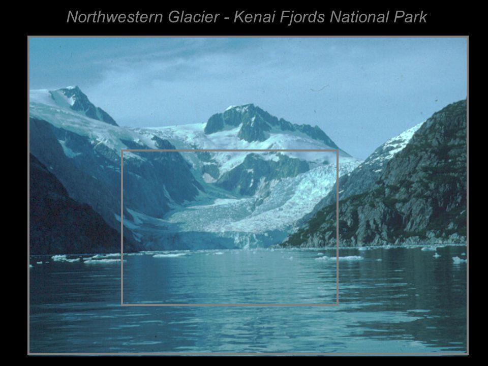 Columbia Glacier has undergone 15 km of retreat since ~1982.