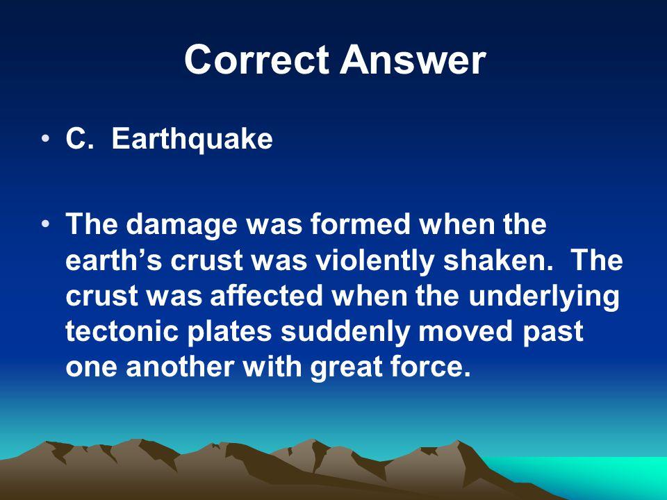 Correct Answer D.