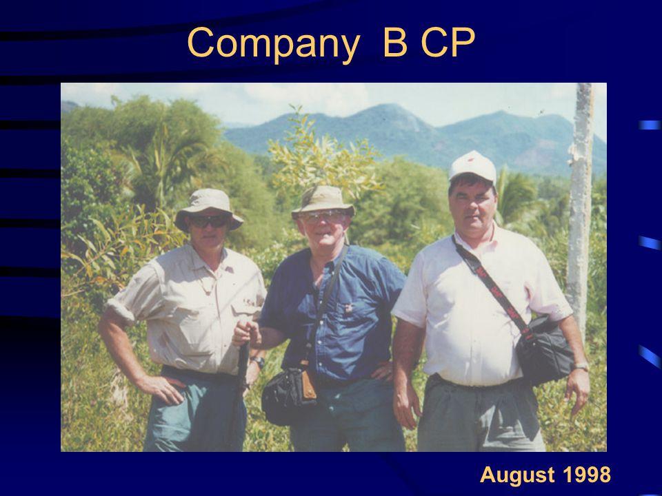 Company B CP August 1998