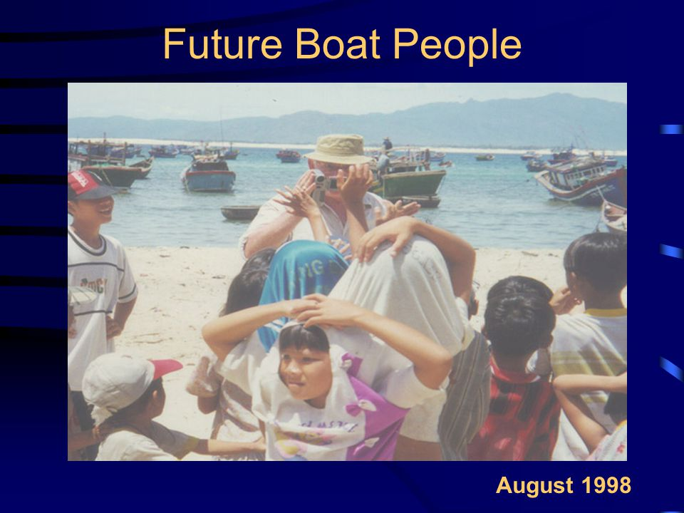 Future Boat People August 1998