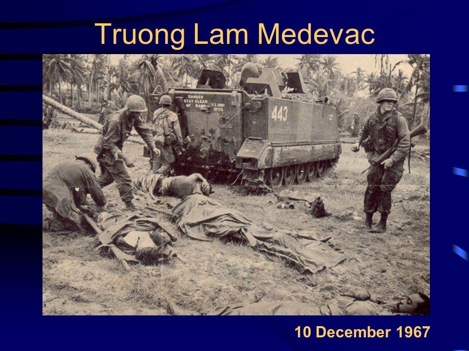 Truong Lam Medevac 10 December 1967