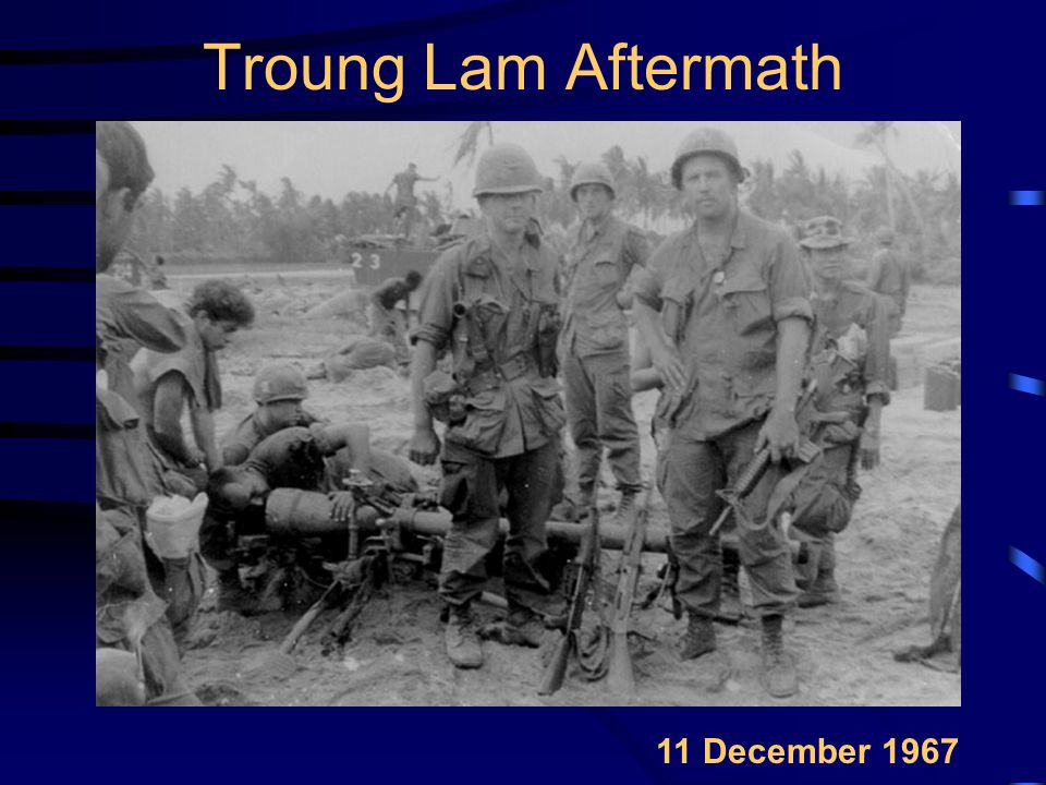 Troung Lam Aftermath 11 December 1967