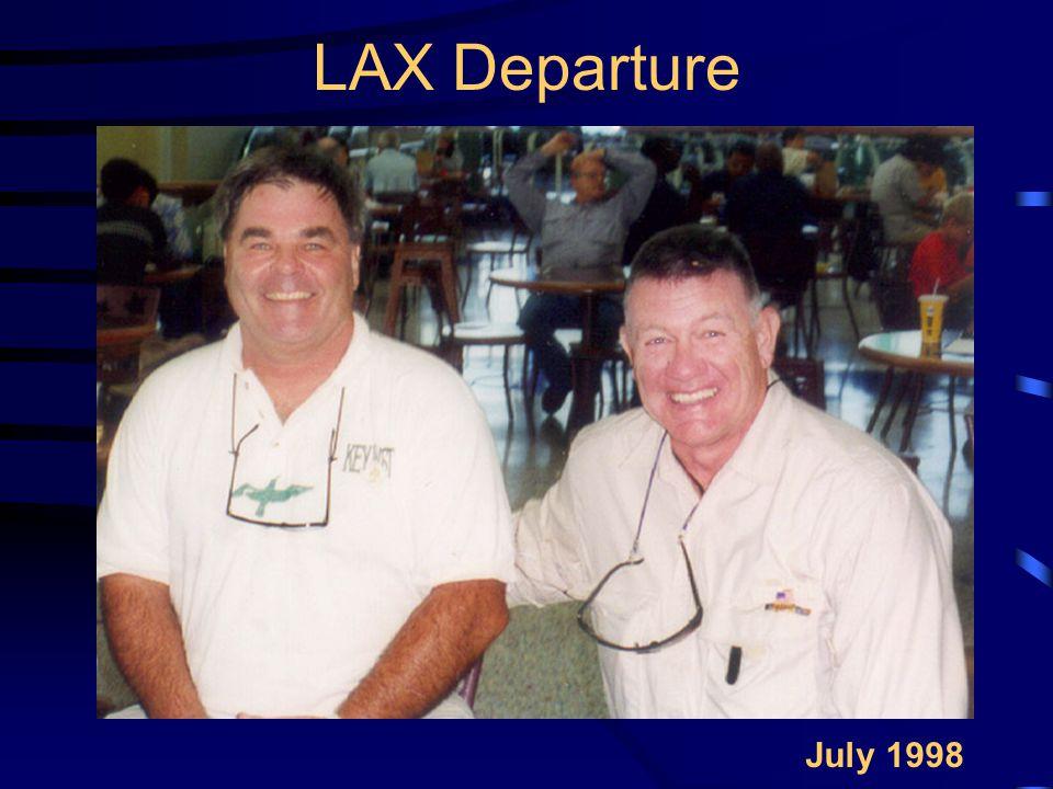 Saigon River Cruise July 1998