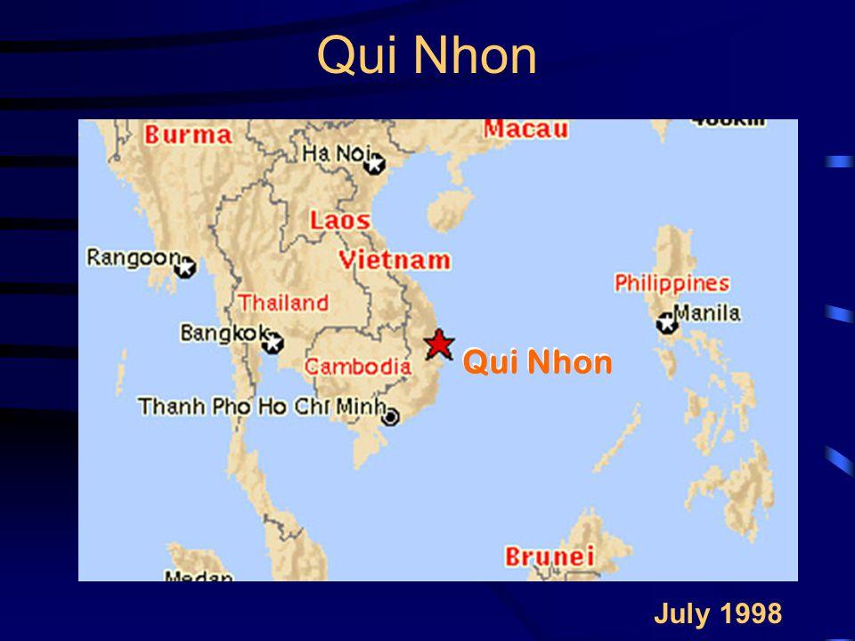 Qui Nhon July 1998