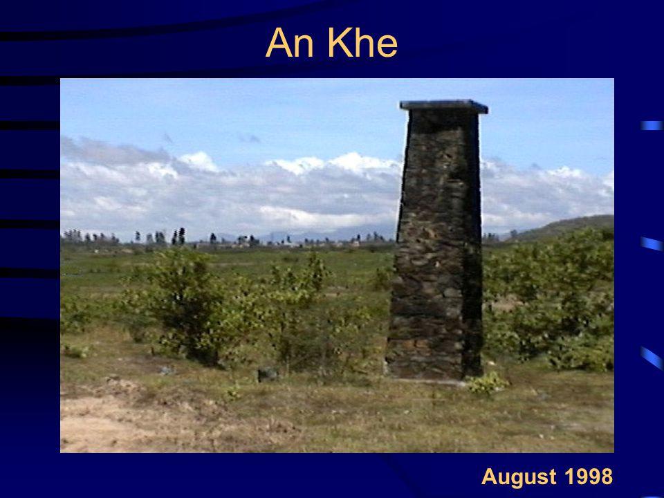 An Khe August 1998