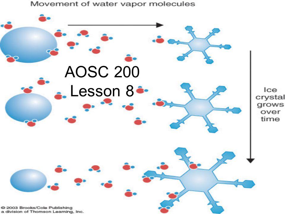 AOSC 200 Lesson 8