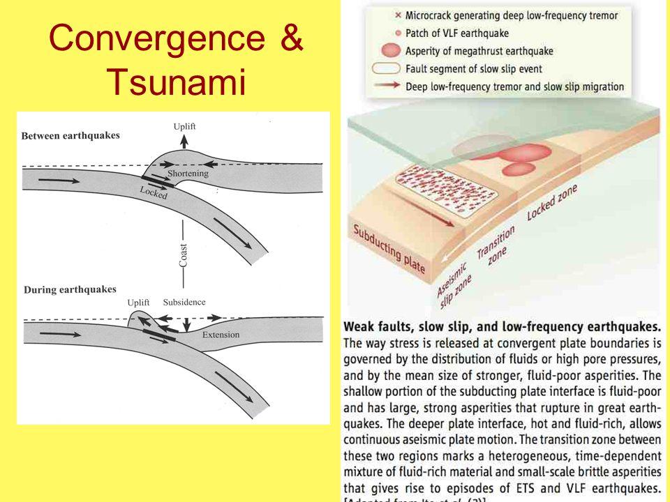 Convergence & Tsunami
