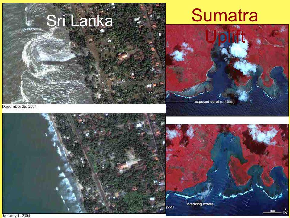 Sri Lanka Sumatra Uplift