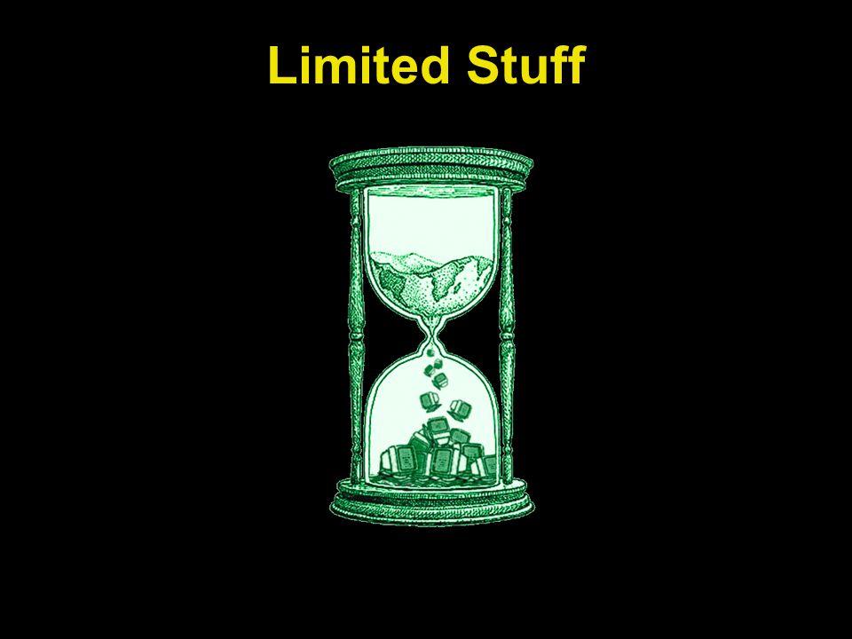 Limited Stuff