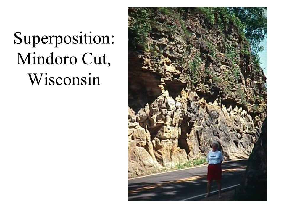 Superposition: Mindoro Cut, Wisconsin